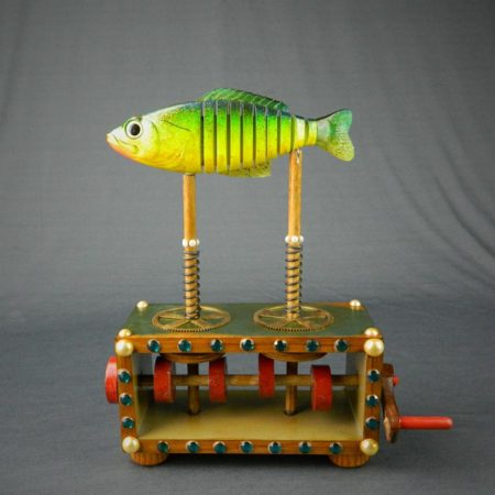 Mechanical Fish2
